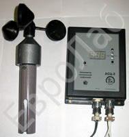 Анемометр крановый цифровой АСЦ 3